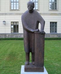 Памятник Максу Планку