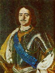 Мозаики Михаила Ломоносова