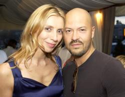 Федор Бондарчук с женой Светланой