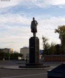 Памятники Сергею Кирову
