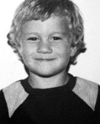 Хит Леджер в детстве и юности