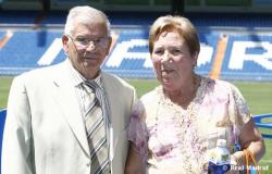 Родители Рафаэля ван дер Варта