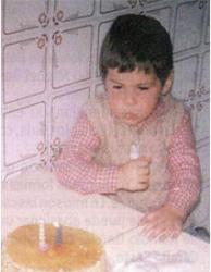 Икер Касильяс в детстве