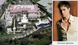 Дом Энрике Иглесиаса