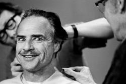 """Марлон Брандо, подготовка к съемкам """"Крестного отца"""" в Нью-Йорке, 1971 год"""