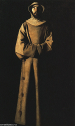Сурбаран Франсиско: живопись и картины