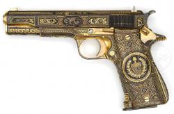 Пистолет Фрэнка Синатры