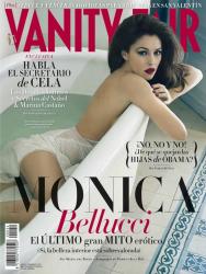 Моника Беллуччи для Vanity Fair Spain
