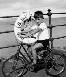 Кит Ричардс в детстве