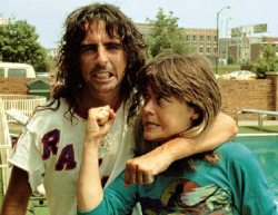Элис Купер и Сьюзи Куатро, 1980 год