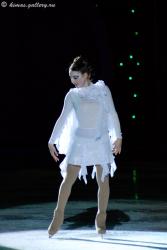 Ирина Слуцкая на льду