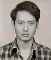 Энг Ли в молодости