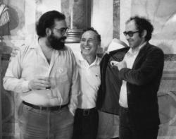 Френсис Форд Коппола, Мел Брукс и Жан Люк Годар, 1980 год