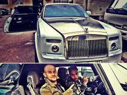 Тимати и его Rolls-Royce