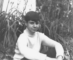 Павел Зибров в молодости