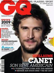 Гийом Кане в журнале GQ