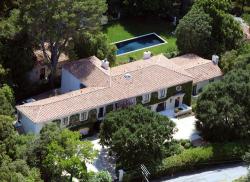 Роскошный дом Саши Барона Коэна и Айлы Фишер