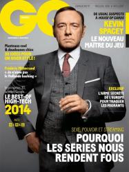 Кевин Спейси для GQ France, январь 2014