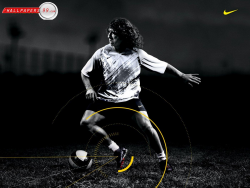 Карлес Пуйоль в рекламе Найк