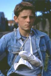 Джейми Белл в детстве