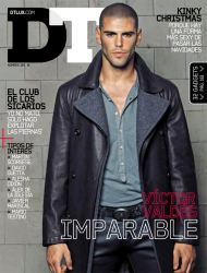 Виктор Вальдес в журнале DT