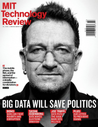 Bono на обложках журналов