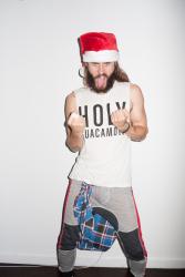 Джаред Лето в рождественской фотосессии Терри Ричардсона