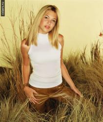 Мэнди Мур для журнала Seventeen