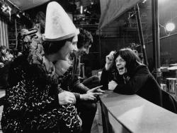 Кит Мун, Пит Таунсенд и Мик Джаггер, 1968 год