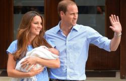 Сын Принца Уильяма и Кэтрин