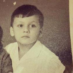 Стас Михайлов в детстве