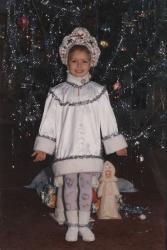 Украинские звезды в детстве на новогодних утренниках