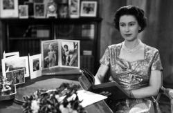 Первое рождественское телеобращение Королевы Елизаветы II, 1957 год