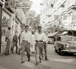 17-летний Пеле перед финалом Кубка Мира по футболу в Швеции, 1958 год