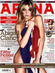 Эбигейл Клэнси для журнала Arena