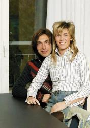 Семья Андреа и Деборы Пирло