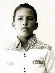 Уго Чавес в детстве и молодости