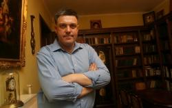 Квартира Олега Тягнибока во Львове