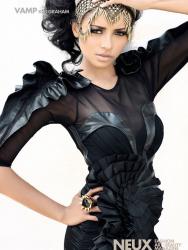 Катерина Грэхэм для Neux Magazine