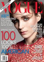 Руни Мара для Vogue US