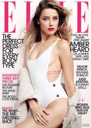 Эмбер Херд для Elle, июль 2015
