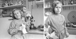 Детский фотоальбом Ксении Собчак