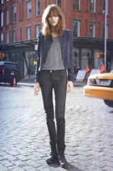 Фрея Бея Эриксен в рекламной кампании MO&Co