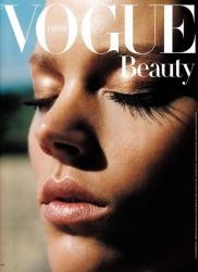 Фрея Бея Эриксен на страницах Vogue Japan. Июль 2011
