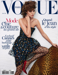 Фрея Беха Эриксен для Vogue Paris
