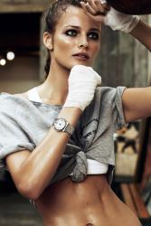 Эдита Вилкевичуте в Vogue Paris