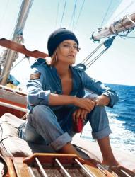 Эдита Вилкевичуте для Vogue Paris