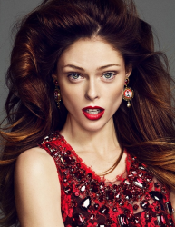 Коко Роша для Madame Figaro, сентябрь 2013