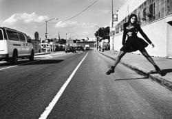 Стефани Сеймур в Elle US
