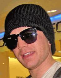 Адам Ламберт и его солнцезащитные очки